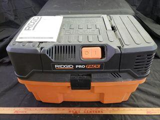 Ridgid WD45500 Pro Pack Wet Dry Vac