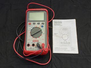Craftsman Digital Multimeter