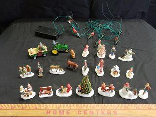 Hawthrone Village Accessories