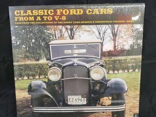Ford Classic Car Calendar