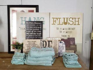 Towels   Pillows   Home Decor