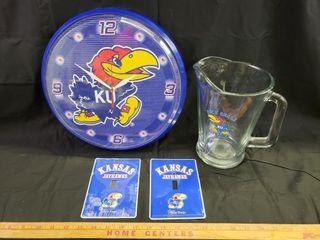 Kansas Jayhawks Assortment