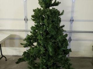 6  Two Piece Christmas Tree