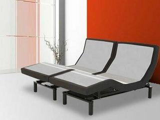leggett   Platt Split King Bed Frame   NO MATTRESS