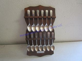 COlONY SPOON COllECTION