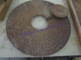 GAS METER COVER