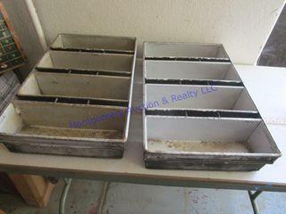 BAKERY BREAD PANS