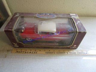 1957 FIRE CHIEF CAR