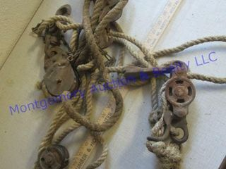 ROPE   PUllEY