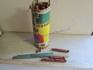 TOY lINCOlN lOGS