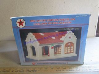 TEXACO COllECTABlE STATION