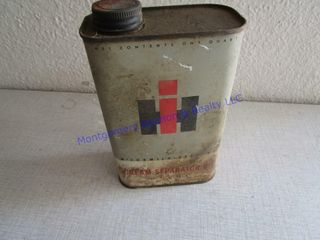 IHC OIl CAN
