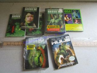 HUlK DVD S