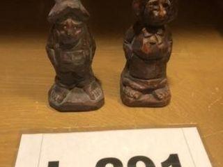 Vintage troll boy original Norwegian