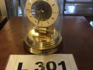 Vintage Anniversary Mantle Clock Germany