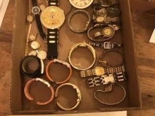Huge lot of womens watches