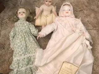 Porcelain dolls 3