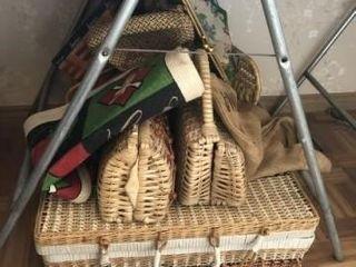 Burlap bags 2   Christmas burlap bag