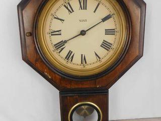 Verichon Wall Clock 21 in H x 14 in W
