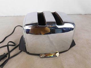 Sunbeam radiant control 2 bread toaster