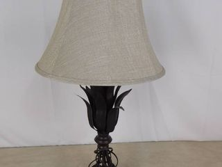 Pineapple table lamp 30 1 2 in H