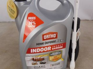 Ortho home defense max indoor insect barrier 1 gallon  unopened