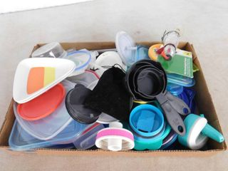 Misc  lids to various types of storage containers and lids to cups