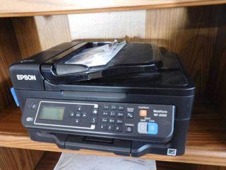 Epson WorkForce WF 2630 printer scanner