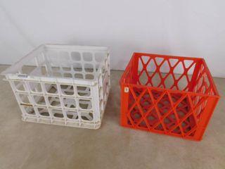 2 storage crates