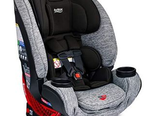 Britax One4life ClickTight All In One Car Seat a 10 Years of Use a Infant  Convertible  Booster a 5 to 120 Pounds  Spark Premium Soft Knit Fabric  Amazon Exclusive