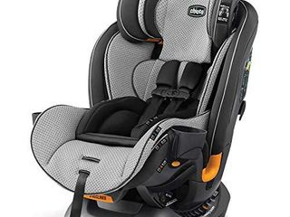 Chicco Fit4 4 in 1 Convertible Car Seat   Easiest All in One from Infant to Booster   10 Years of Use   Stratosphere
