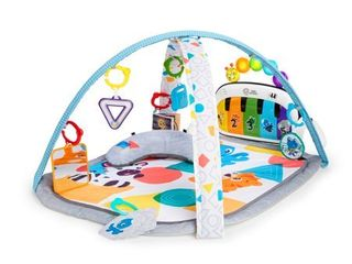 Baby Einstein 4 in 1 Kickin  Tunes Music and language Discovery Activity Gym