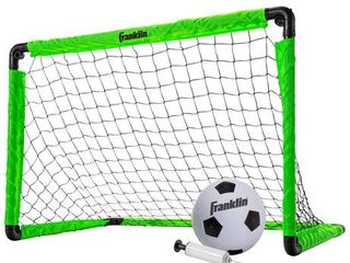 Franklin Sports Inc Franklin Sports 36 Soccer Goal With Ball And Pump