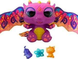 furReal Moodwings Baby Dragon Interactive Pet  Might Ba Missing The little PartsIJ