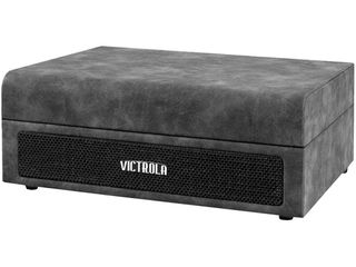 Victrola Parker Bluetooth Suitcase Record Player With 3 Speed Turntable