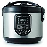 Aroma Housewares ARC 980SB Rice Cooker Multi Cooker  Black