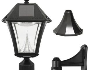 Gama Sonic Baytown II Outdoor 10 light lantern Head