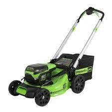 Greenworks Pro 60 Volt Cordless Self Propelled lawn Mower Sealed