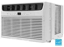 FFRE1833U2 Energy Star Air Conditioner with 230 208 Volts 18 000 BTU Cooling Capacity 3 Fan Speeds and 11 9 EER in