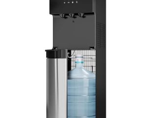 Avalon Bottom load Water Cooler 3 Temp  Stainless Black