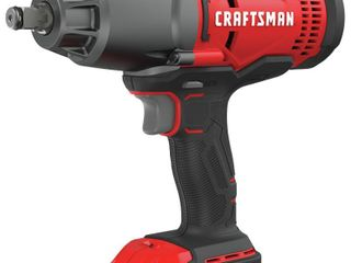 20V Craftsman Impact Wrench 1 2  Drive