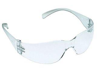 3M Peltor Tekk Protection Virtua  Glasses  Clear Frame  Clear
