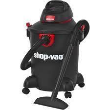 Shop vac 10 gallons   4 5 Hp