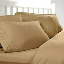 Superior Egyptian Cotton 650 Thread Count Solid Pillowcase Set  Set of 2