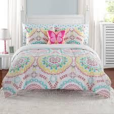 Newport Home Free Fly Kids Collection 5 Piece Twin Comforter Set