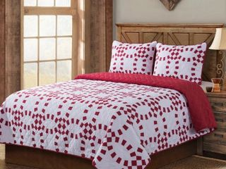Country living King Holiday Mini Quilt Set