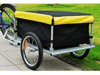 Aosom Elite Bike Cargo Trailer