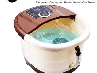 Foot Spa   Massager All automstic with temp control and massage control