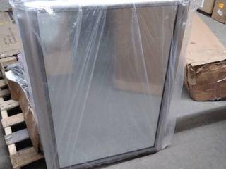 unieks silver mirror beveled glass