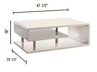 Furniture Of America white coffee table